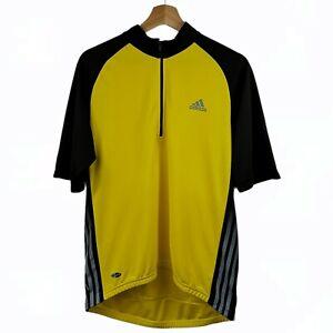 Adidas ClimaLite Jersey Top Short Sleeve Size XXL