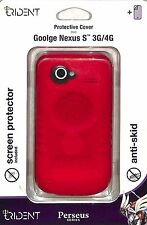 Trident Perseus series case for Google Nexus S 3g/4g smartphone red