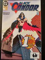 BLACK CONDOR #1 (1992 DC Comics) ~ VF/NM Comic Book