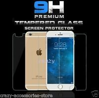 Front / Back Tempered Glass Screen Protector F Apple iPhone SE 5 S 6 6S 7 7 Plus