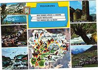Andorra - Cpsm - Valls D'Andorra