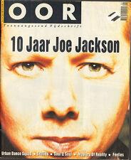 OOR 1989 David Bowie JOE JACKSON The Feelies TRIFFIDS Masters of Relaity OEROL