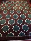 oriental persian afghan chobi carpet rug 100% handknotted wool 300x250cm