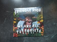 CD Friendly Rich & The Lollipop People - We are all Terrorists - NEW