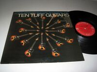 THE TEN TUFF GUITARS Swinging Electric Sounds COLUMBIA 2 EYE CL 2445 MONO NM!