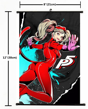 1747 Hot Japan Anime P4G Persona 5 The Golden Wall Scroll Poster cosplay A