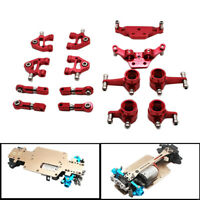 HOT 6pcs Front Bumper Lower+Axle+Gearbox Mount Skid Plate For TRX4 RC Car/_USA