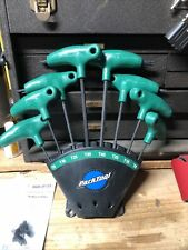 Park Tool P-Handle Torx Compatible Wrench Set w/ Holder