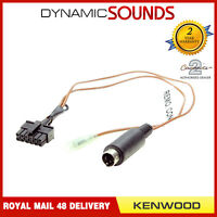 CTKENWOODLEAD Kenwood Multi Steering Wheel Control Adaptor Patch Lead
