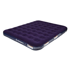 STANSPORT QUEEN SIZE INFLATABLE AIR BED MATTRESS SLEEPING CAMPING OUTDOOR NEW