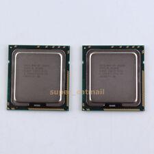 Matched Pair Intel Xeon X5680 3.33GHz Six-Core CPU LGA 1366 Processor SLBV5