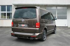 VW T5 TRANSPORTER CARAVELLE MULTIVAN DACH SPOILER TOP OPTIK