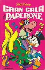 I CLASSICI DI WALT DISNEY PRIMA SERIE 52 (DICEMBRE 1973) GRAN GALA PAPERONE