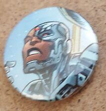 Cyborg   bespoke badge DC comics Justice League
