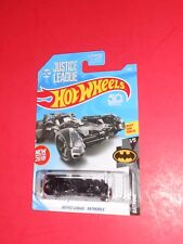 HOT WHEELS JUSTICE LEAGUE BATMOBILE 1/365 NEW FOR 2018!