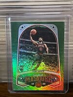 2019 - 2020 Panini Chronicles Marquee Coby White Rookie Card Green Parallel RC