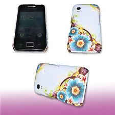 DESIGN No.2  HARD BACK COVER CASE SAMSUNG S5830 GALAXY ACE  + Displayschutzfolie