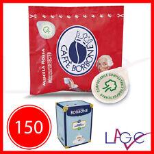 150 Cialde Caffè Borbone Miscela ROSSA in filtro carta per Macchine ESE da 44 mm