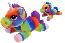 Kandytoys Ty1808 Plush Multi Coloured Unicorn