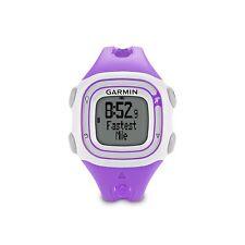 Garmin Forerunner 10 GPS Watch (Violet/White) [P/N: 010-01039-17] *BRAND NEW*