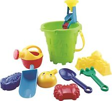Bucket Spade and Sand Toy Kit backyard toys sandpit water beach play water wheel