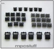 Akai MPC 1000 Black Button Kit - MPCstuff