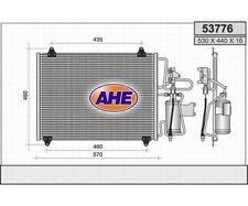 Kondensator Klimaanlage Klimakühler RENAULT Safrane I benz. AHE  53776