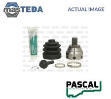 PASCAL WHEEL SIDE DRIVESHAFT CV JOINT KIT G1W042PC I NEW OE REPLACEMENT