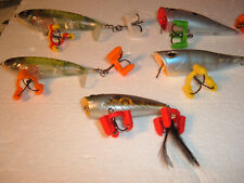 LOT OF five TOPWATER BAITS