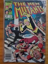 Marvel Classic The New Mutants no 10 Nova Romans