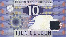 Niederlande / Netherlands P.099 10 Gulden 1997 (1) UNC