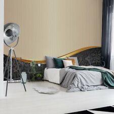 Tapete Fototapete Vlies Luxus Schwarz, Gold Und Beige Design