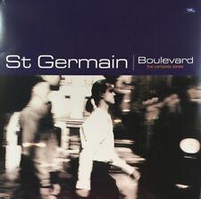 Deep-House Holy Grail - St Germain – Boulevard - Ludovic Navarre - Daft Punk