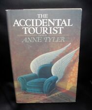 THE ACCIDENTAL TOURIST by Anne Tyler - 1985 First Edition Hardcover w/DJ