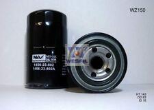 WESFIL OIL FILTER FOR Mazda E2200 2.2L D 1982-1984 WZ150NM