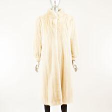 Pearl mink coat - Size M  (Vintage Furs)