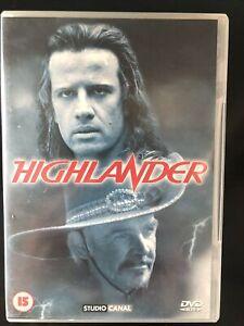 Highlander DVD, Region 2 Sean Connery