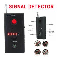 CC308+ Full Range Bug Hidden Camera Detector Anti-spy Wireless Signal GSM Finder