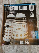 Dr Who Figurine Collection 59 Necros Dalek Magazine Only