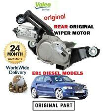 para BMW 1 SERIE 116d 118d 120d 123d E81 E87 2003-2012 Escobilla Trasera