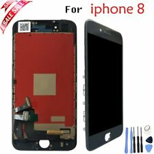 For Apple iPhone 8 LCD Display Screen Touch Digitizer Assembly Unit Black