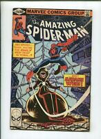 Amazing Spider-man #210, VG/FN 5.0, 1st Appearance Madame Web