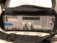 Promax RF Mesureur de Champ fm vhf uhf récepteur de contrôle MC-312 Amateur Ham
