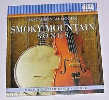 Upbeat Smoky Mountain Banjo Fiddle Songs Music CD NIP Country Western O Susanna