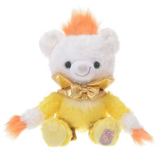 UniBEARsity Lucien Lumiere  Beauty and the Beast Plush doll Disney store Japan