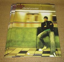 Daniel Powter | Piano Sheet Music Songbook Vocal Guitar Chords Had A Bad Day