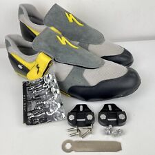 RARE VINTAGE SPECIALIZED HOT DOG CYCLING SHOES 1990 SIZE EU47 UK 12 BICYCLE BNWT