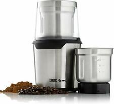 Sensio Home Electric Coffee Grinder Coffee Bean, Herb & Spice Grinder Machine