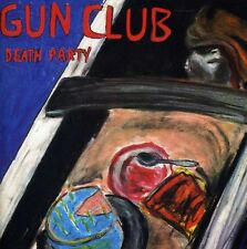 Death Party - Gun Club (2009, CD NUEVO)2 DISC SET