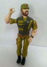 "THE CORPS - WAVE 1 3.5"" Action Figure Lanard 1986 Bootleg Military Soldier Toy"